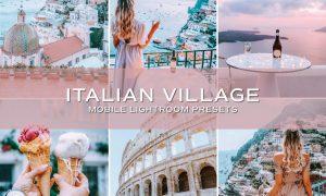 5 Italy Lightroom Presets 5699006