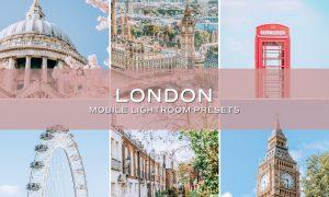 5 London Lightroom Presets 5699030