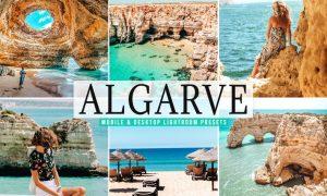 Algarve Mobile & Desktop Lightroom Presets