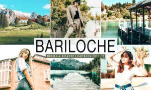 Bariloche Mobile & Desktop Lightroom Presets