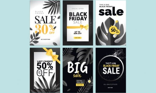 Black Friday Sale Banners 7BB5769