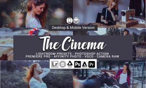 Cinema Lightroom Presets 5157495