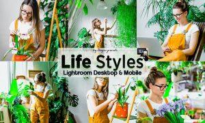 Lifestyles Lightroom Presets Mobile Desktop