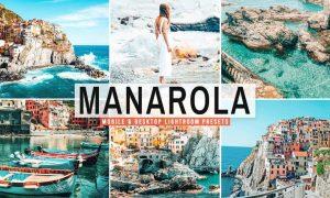 Manarola Mobile & Desktop Lightroom Presets