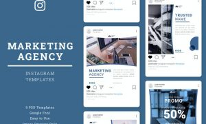 Marketing Agency Instagram Post Template YTJ5PCL