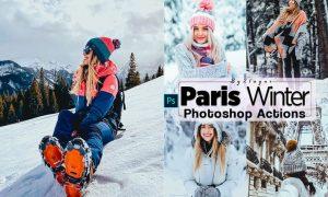 Paris Wenter Photoshop Actions YU6KULH