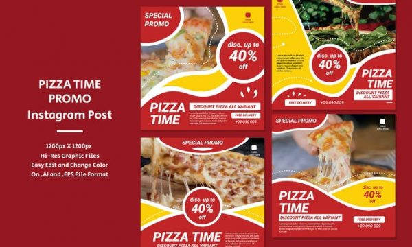 Pizza Time Promo LF4N8RZ