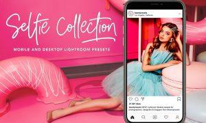 Selfie Mobile Presets Lightroom 5473485