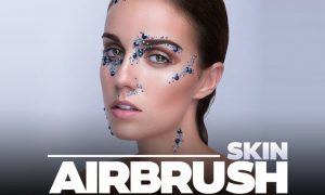 Skin AirBrush Photoshop Actions 8HQXBSK