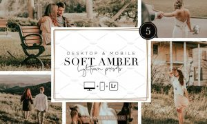 SOFT AMBER - Lightroom Presets 5446666