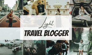 Travel Blogger Mobile Lightroom Preset 6574854