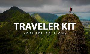Traveler Kit Deluxe Edition   For Mobile & Desktop NW9BQRZ