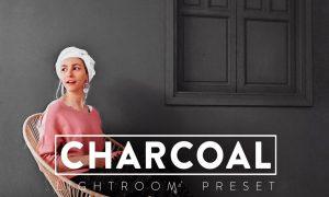 10 CHARCOAL Lightroom Mobile Preset 5748190