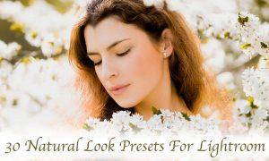 30 Natural Look Presets for Lightroom 5747300