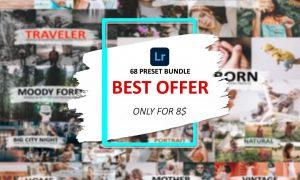 68 Preset Pack For Lightroom 5734333
