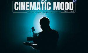 9 Cinematic Mood Lightroom v.2 5680201