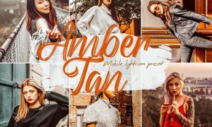 Amber Tan Lightroom Presets 5736667