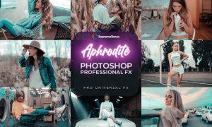 Aphrodite EXCLUSIVE Photoshop Pro Actions
