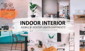 Indoor Interior Lightroom Presets 5601558