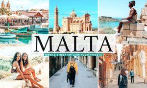 Malta Mobile & Desktop Lightroom Presets