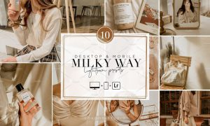 MILKY WAY - Lightroom Presets 5706414