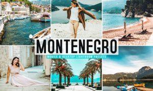 Montenegro Mobile & Desktop Lightroom Presets