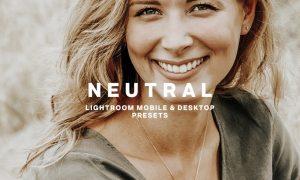 NEUTRAL LIGHTROOM PRESETS 5756364