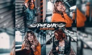 Phoenix Exclusive Lightroom Preset - Aesthetic FX 2JH688C