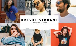 10 Bright Vibrant Lightroom Presets 5808522