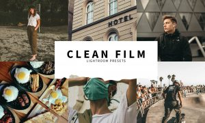 10 Clean Film Lightroom Presets 5857420