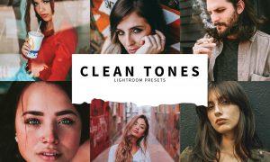 10 Clean Tones Lightroom Presets 5808528