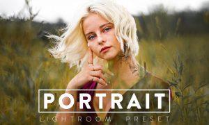 10 Portrait Lightroom Presets