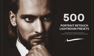 500 Portrait Retouch Presets 5787074