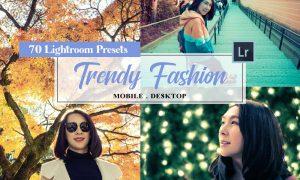 70 Trendy Fashion Lightroom presets 5758089