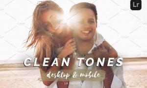 Clean Lightroom PRESESTS 5185954