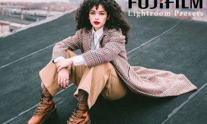 Fujifilm Lightroom Presets Bundle 5819223