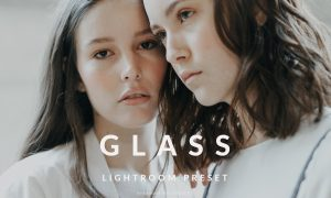 Glass Lightroom Desktop Preset 5033285