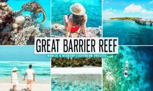 Great Barrier Reef Pro Lightroom Presets