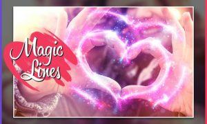 Magic Lines CS4+ Photoshop Action 2MLJD35