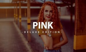 Pink Deluxe Edition | For Mobile and Desktop