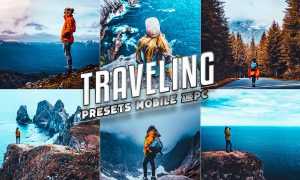 Traveling Lightroom Presets Mobile and Desktop