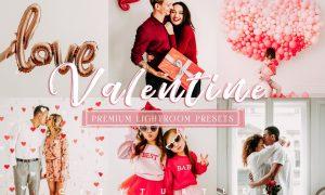 VALENTINE Portrait Lightroom Presets 5830165