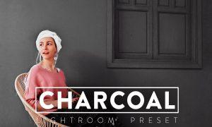 10 Charcoal Lightroom Presets