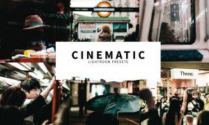 10 Cinematic Lightroom Presets 5787589