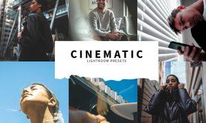 10 Cinematic Lightroom Presets 5978552