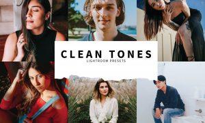 10 Clean Tones Lightroom Presets 5808529