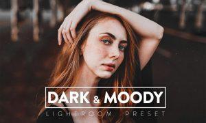 10 Dark and Moody Lightroom Presets
