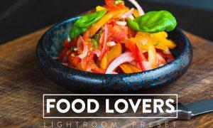 10 Food Lovers Lightroom Preset