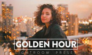 10 Golden Hour Lightroom Presets