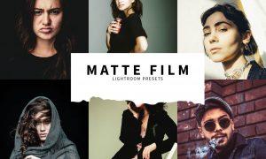 10 Matte Film Lightroom Presets 5978563